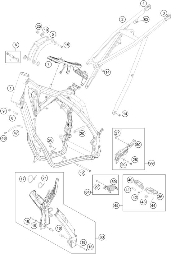 wiring diagram 04 ktm 250 exc